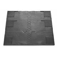 Резиновый коврик бытовой под холодильник, стиральную машину  - 55 x 62