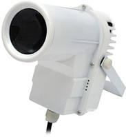 Светодиодный прожектор для зеркального шара 10W FREE COLOR PS110RGBW PINSPOT 10W (Белый корпус)