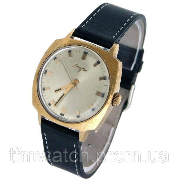 Луч электрические редкие часы СССР