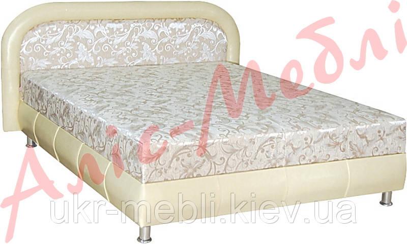 Кровать двуспальная Фантазия 140х200, Алис-м