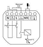 Терморегулятор Veria Control B45, фото 4