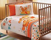 Детское постельное белье в кроватку TAC BEBEK DISNEY WINNIE PLAY BABY