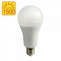 Светодиодная лампа с цоколем E27 Bioledex VEO 16Вт 1550Лм с теплым светом