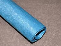 Фетр 234 голубой 40х50 см толщина 1 мм