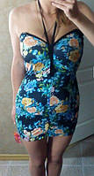 Сукня жіноча квіти 87