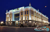 Архітектурне освітлення музеїв, фото 1