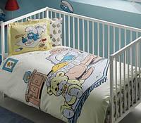Детское постельное белье в кроватку TAC BEBEK DISNEY SIRINLER SLEEPY BABY