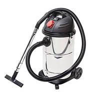 Пылесос промышленный для сухой и влажной уборки INTERTOOL DT-1030