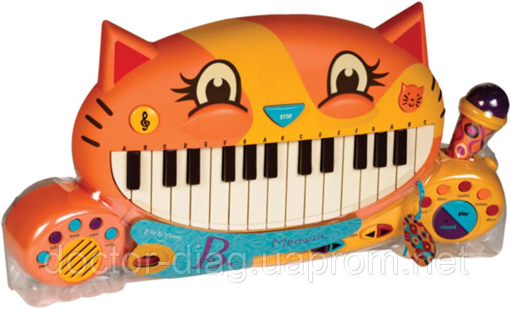 Battat Музыкальная игрушка Battat Котофон (BX1025Z)