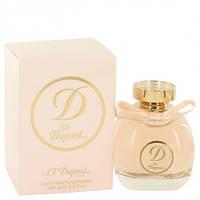 S.T. Dupont So Dupont Pour Femme edt 100 ml. w оригинал