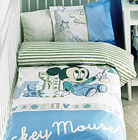 Детское постельное белье в кроватку TAC BEBEK DISNEY MICKEY SCRIBBLE PLAY BABY