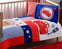 Детское постельное белье в кроватку TAC BEBEK DISNEY CARS BABY PATCHWORK