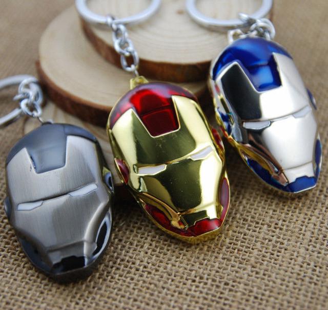 Брелки Железный Человек Iron Man