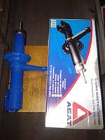 Амортизатор 1102, 1103 Агат передний правый Экстра (стойка синяя)