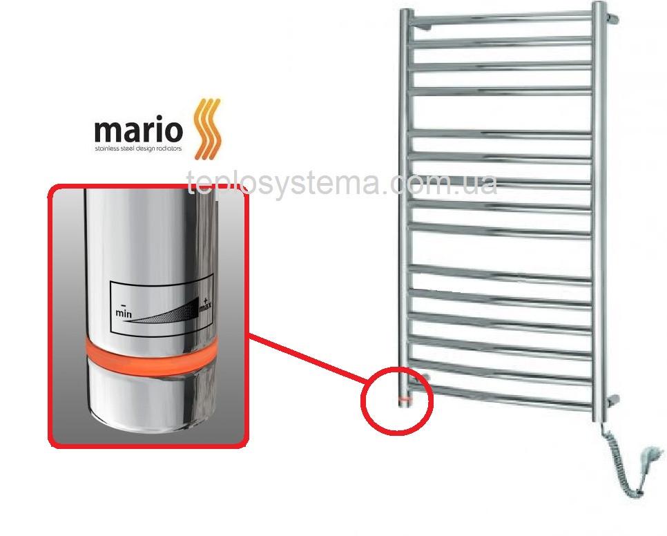 Электрический полотенцесушитель MARIO Феникс - I  800 x 500  (Mario Украина)