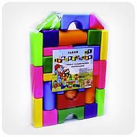 Кубики Будівельник №1, фото 1