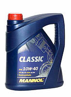 Масло MANNOL 10W40 4л (полусинтетика) Classic