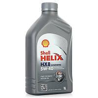 Масло SHELL Ultra 5W40 1л (синтетика)