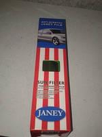 Пленка тонировочная (полоса для лобового стекла) 15% JANEY 0,2 х 1,5 метра цвет любой