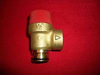 Предохранительный клапан (клапан безопасности) на 3 бара Ariston Uno