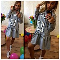 "Платье ""23"" / трикотаж / Украина, фото 1"