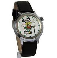Восток с Микки Маусом механические часы СССР