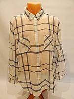 Мужская рубашка с длинным рукавом 010ДР  VINTAGE BOYFRIE