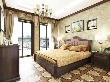 Кровать двуспальная Классик