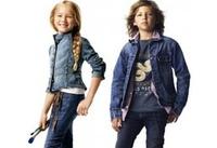 Джинсовые куртки, рубашки, пиджаки, жилетки для мальчиков и девочек