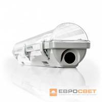 Корпус светильника EVRO-LED-SH-20 (1*1200мм) , фото 1