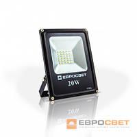 Прожектор EVRO LIGHT ES-20-01  6400K 1100Lm SMD, фото 1