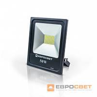 Прожектор EVRO LIGHT EV-50-01  6400K 3500Lm SMD, фото 1