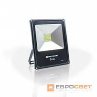 Прожектор EVRO LIGHT EV-50-01  6400K  4000Lm SMD, фото 1