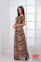 Платье в пол 9930, фото 1