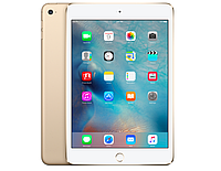 IPad mini 4 3, 7.9, Apple A8 с 64-битной архитектурой + cопроцессор M8, WiFi+LTE, Да, 2000, 64gb, Apple, США, Gold