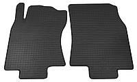 Резиновые передние коврики для Nissan X-Trail (T32) 2013- (STINGRAY)