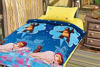 Сменный детский постельный комплект «Машин сон», Непоседа