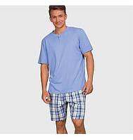 Мужская пижама Key MNS 470 А6 (футболка+ шорты)