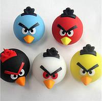 Флеш накопитель 8GB, USB 2.0, фигурка Angry Birds (объёмная)