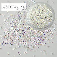 Кришталева крихта Crystal AB 100 шт