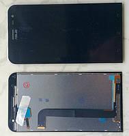Asus Zenfone 2 LASER ZE500KL дисплейний модуль в зборі з тачскріном чорний