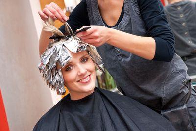 Одноразовые материалы для парикмахерских