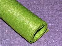 Фетр 223 салатовый  40х50 см  толщина 1 мм, фото 1