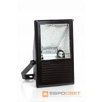 Корпус прожектора  ЕВРОСВЕТ F-150 черный