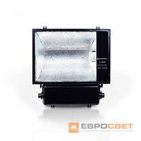 Корпус прожектора ЕВРОСВЕТ F-400 черный, фото 1