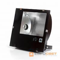 Корпус прожектора ЕВРОСВЕТ F-1000 черный, фото 1