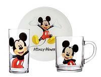 Набор детский Luminarc Disney Mickey Colors H5320 (3 предмета)