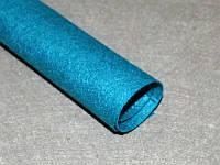 Фетр 230 бирюзовый   40х50 см  толщина 1 мм, фото 1