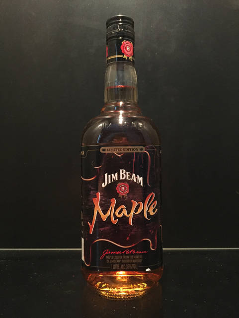 Бурбон Jim Beam Maple 1л