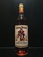 Ямайский ром Captain Morgan Original Spiced Gold 1L